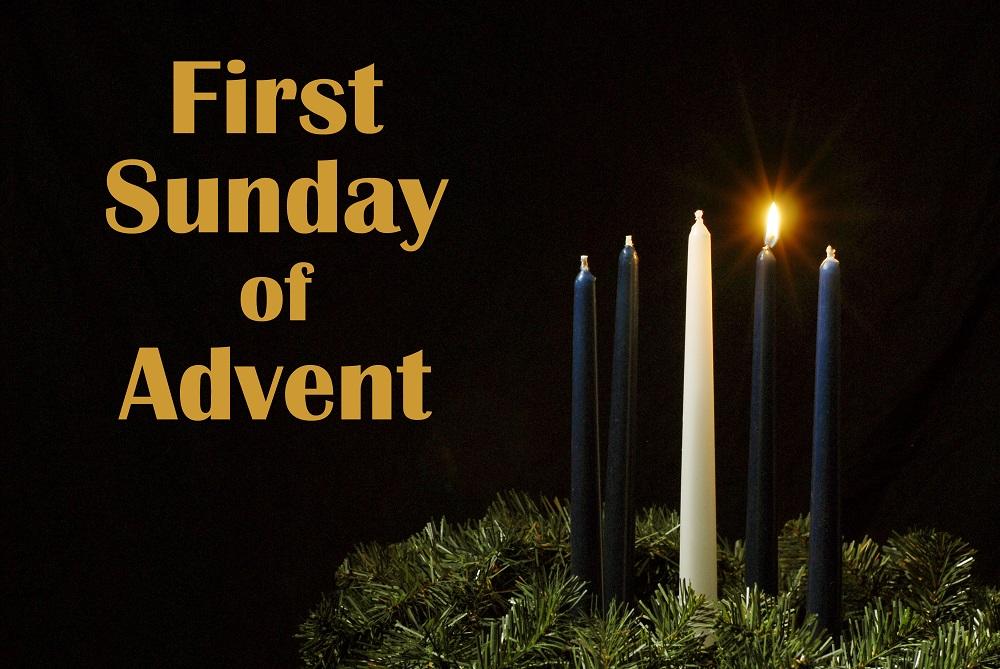 advent first sunday