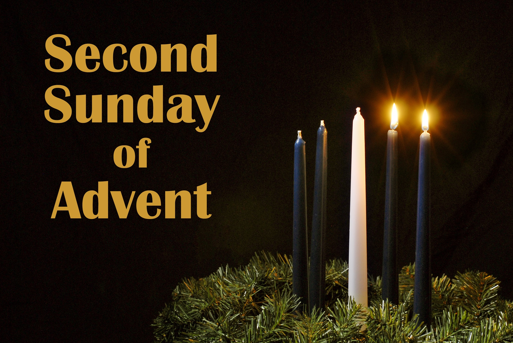 advent second sunday