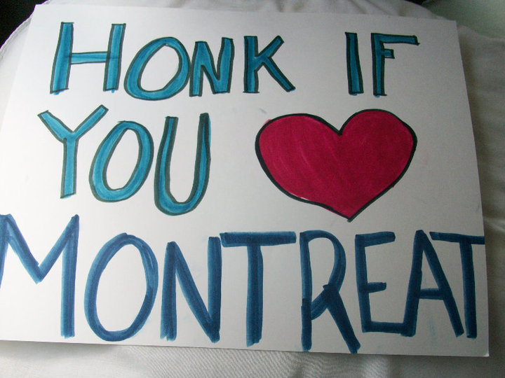 Poster for Road Trip to Montreat