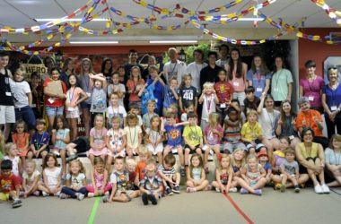 vbs 2017 group photo
