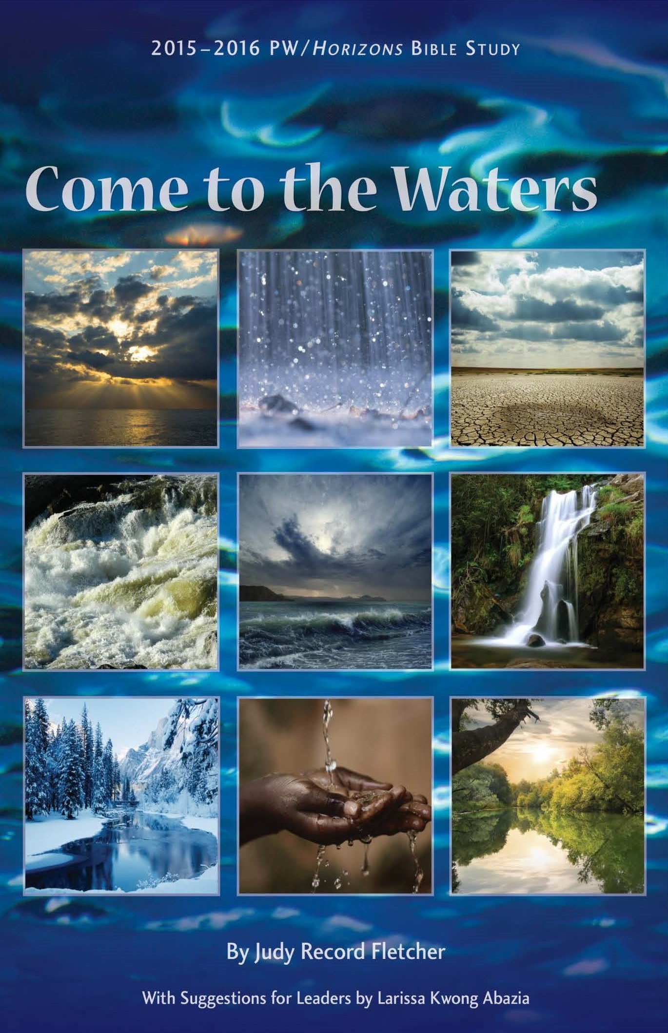 water bulletin cover image only 2015
