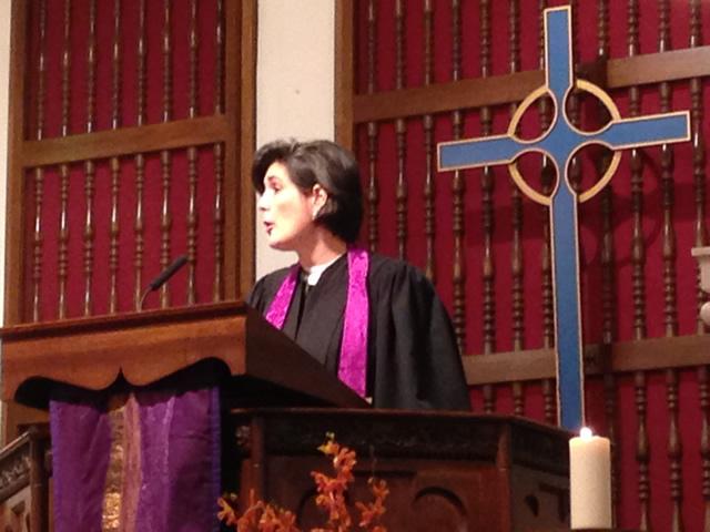 sermon dr. helen debevoise