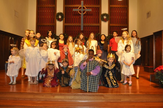 Christmas Pageant 2015