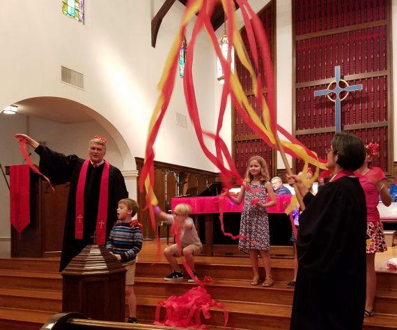 Pentecost 2018