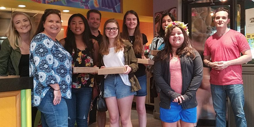 young adults Mellow Mushroom june 2018 (2)