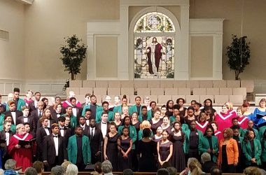 concert combined choirs oct 2018