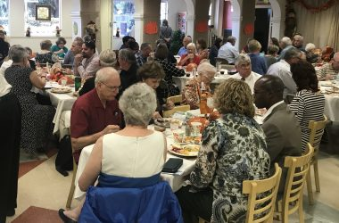 youth thanksgiving dinner 2 2018