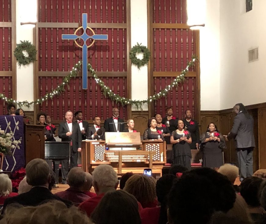 messiah concert dec 2018