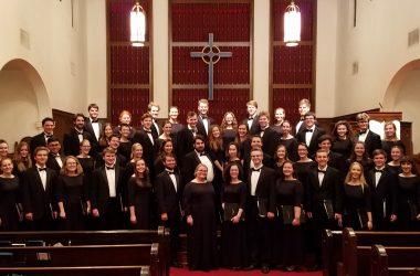 Davidson college chorale jan 2019
