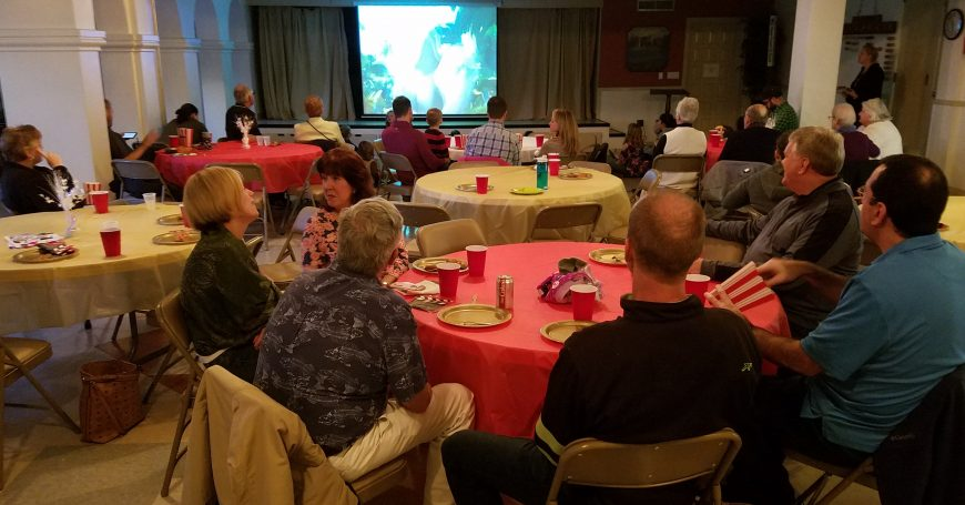 movie night jan 2019
