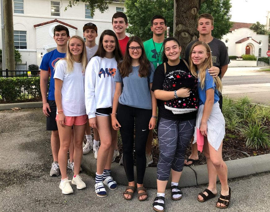 Montreat Youth Conference – Park Lake Presbyterian Church Orlando