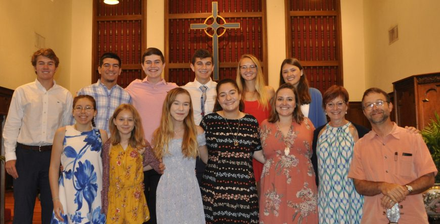 youth sunday 2 2019