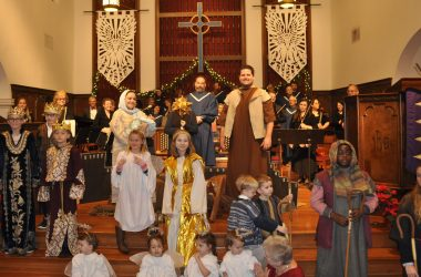 Christmas pageant 2019