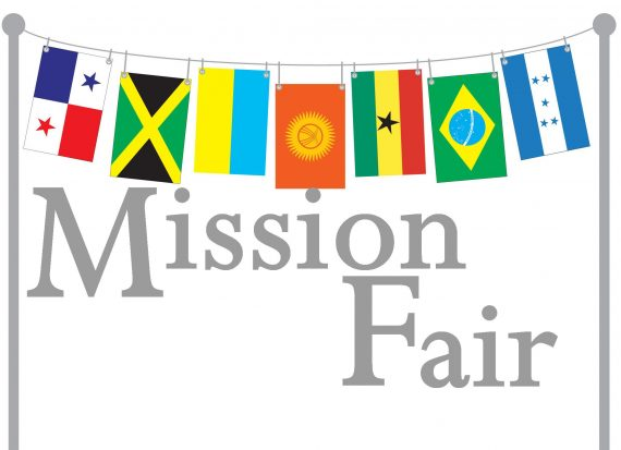Mission Fair clipart 2020