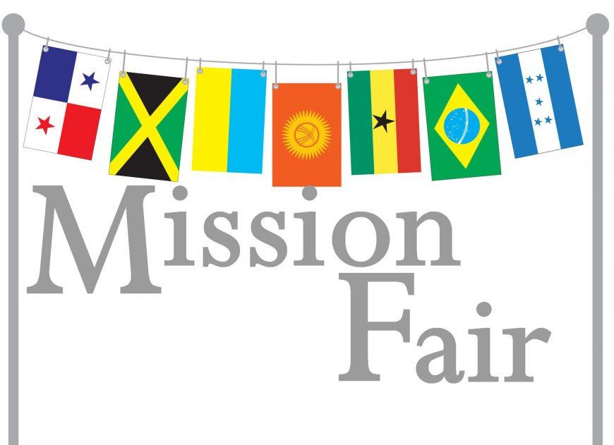 Mission Fair clipart 2020