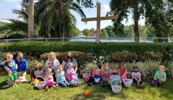 easter egg hunt 2021