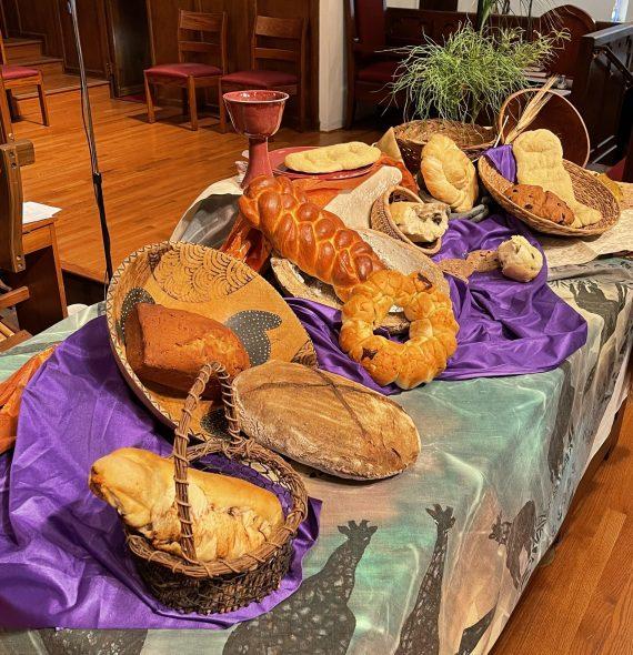 world communion sunday oct 2021